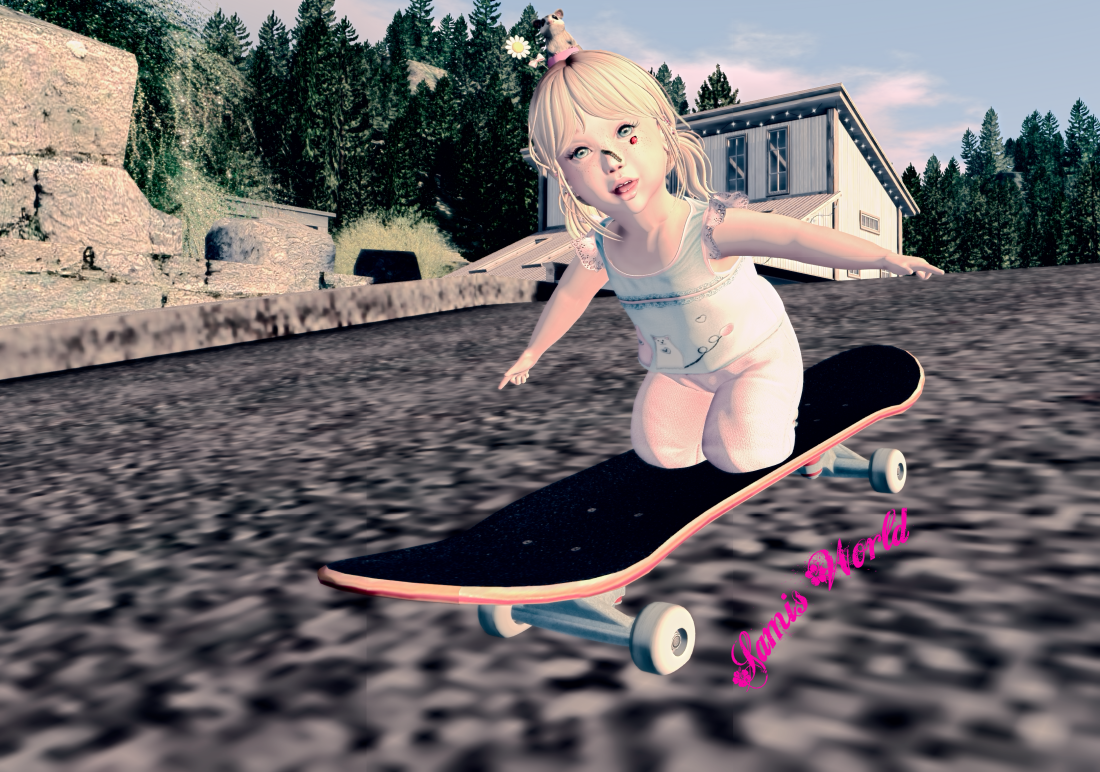 on Skateborth