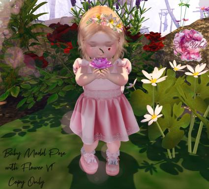 FLOWER POSE V1 AD