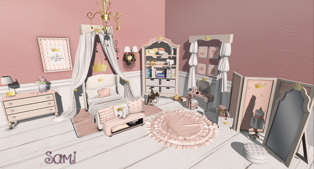 Bedroom Princess_001
